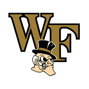 wake forest demon deacons logo teach kentucky